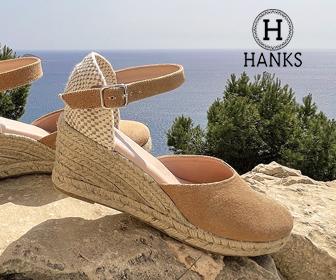 Hanks, calzado cómodo hecho en España con descuentos